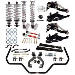 QA1 DK02-GMG1 Level Two Drag Suspension Kit, 78-88 GM G-body