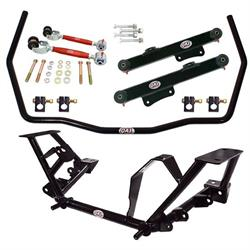 QA1 DK11-FMM2 1990-93 Ford Mustang Drag Racing Suspension Kit, Level 1