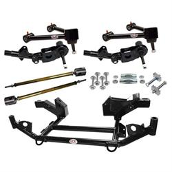 QA1 DK12-CRB1 1966-70 Mopar B-Body Drag Racing Suspension Kit, Level 2