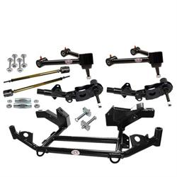QA1 DK12-CRE1 1970-74 Mopar B/E-Body Drag Racing Suspension Kit, Level 2