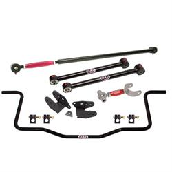 QA1 DK12-FMM5 2005-10 Ford Mustang Drag Racing Suspension Kit, Level 2