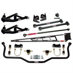 QA1 DK12-GMF3 Level Two Drag Suspension Kit, 82-92 GM F-body