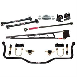 QA1 DK12-GMF4 1993-02 GM F-Body Drag Racing Suspension Kit, Level 2
