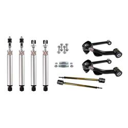 QA1 HK01-CRA1 1967-72 Mopar A-Body Handling Suspension Kit, Level 1