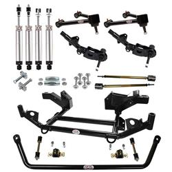 QA1 HK02-CRB1 1966-70 Mopar B-Body Handling Suspension Kit, Level 2