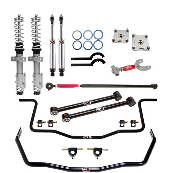 QA1 HK02-FMM5 2005-10 Ford Mustang Handling Suspension Kit, Level 2