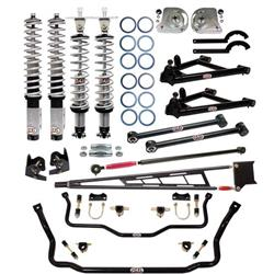 QA1 HK02-GMF3 1982-92 GM F-Body Handling Suspension Kit, Level 2