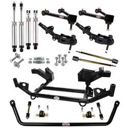 QA1 HK03-CRE1 1970-74 Mopar B/E-Body Handling Suspension Kit, Level 3