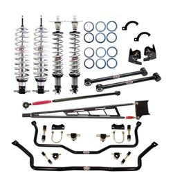 QA1 HK03-GMF4 1993-02 GM F-Body Handling Suspension Kit, Level 3