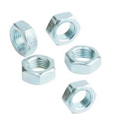 QA1 JNL12S-5PK Jam Nut, Steel, 3/4 in.-16 LH Thread, Set of 5