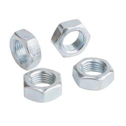 QA1 JNL5A Aluminum Jam Nut, LH, 5/16-24 Threads, 1/2 Hex