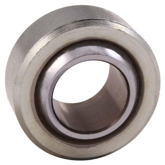QA1 MCOM18T COM Series Spherical Bearing, 18mm Bore Size, PTFE Lining
