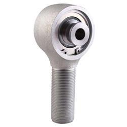 QA1 MRML10-1-1 Rock end, Male, 10mm Bore,1-1/4-12 LH UNS Threads