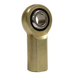 QA1 NFR8 N Series Rod End, Carbon Steel, 1-Piece, Female 1/2-20 RH
