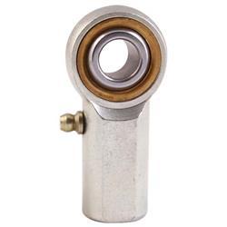 QA1 VFL6Z V Series Rod End, Carbon Steel, 4-Piece, Each