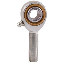 QA1 VML12Z V Series Rod End, Carbon Steel, 4-Piece, Each