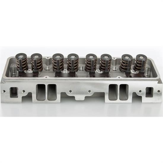 Flo-Tek SBC 350 Chevy Aluminum Assembled 64cc Cylinder