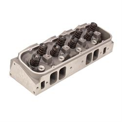 Flo-Tek 407-505 Big Block Chevy Complete Aluminum Cylinder Head, 360cc