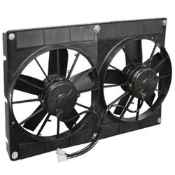 Vintage Air 371255 Tri-Five Chevy Dual Cooling Fan