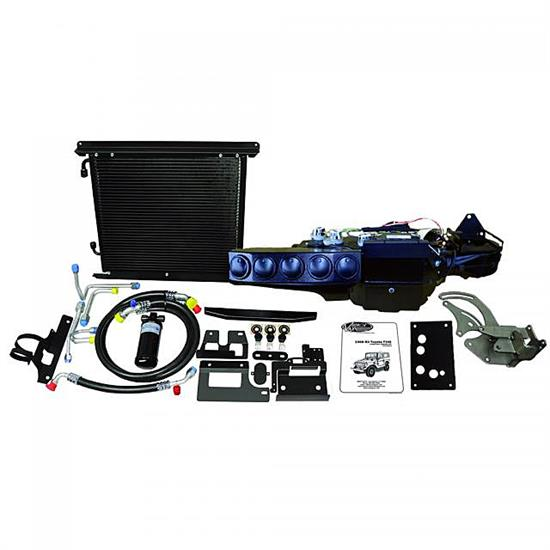 Vintage Air 941201 Gen IV SureFit Kit, Landcruiser without A/C