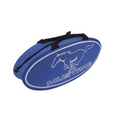 Garage Sale - GOBOXES F2000M Ford Mustang Canvas Bag - Blue