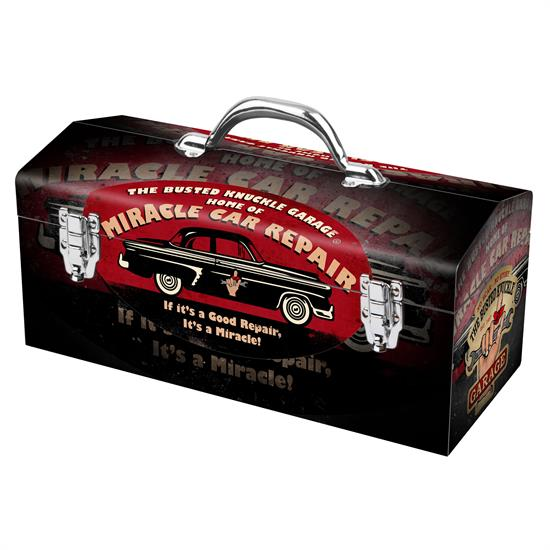 Busted Knuckle Garage 50747 BKG Miracle Toolbox