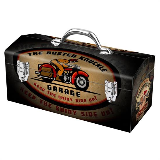 Busted Knuckle Garage 50754 BKG Cycle Toolbox