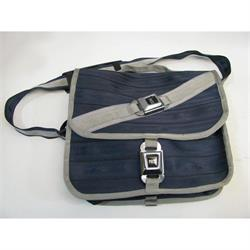 Garage Sale - Blue Seatbelt Bag