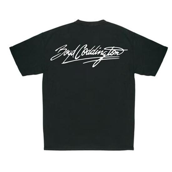 Boyd Coddington Black Shop T-Shirt