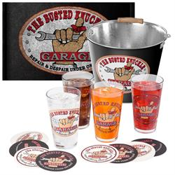 Busted Knuckle Garage BKG-78700 Party Bucket Set