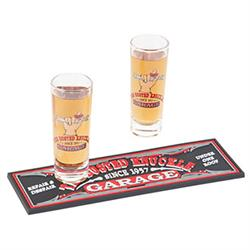 Busted Knuckle Garage BKG-78703 Big Shot Glass Set