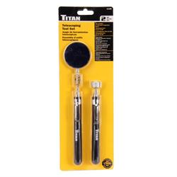 Titan Tools 11188 Mirror and Pick Up Utility Tool Set