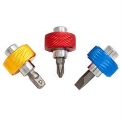 Titan Tools 11218 3-Piece Finger Grip Screwdriver Set