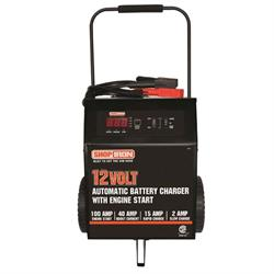 Titan Tools 11437 12 Volt Battery Charger