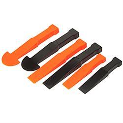 Titan Tools 15048 Multi Wedge Pry Tool Set, 6 Piece