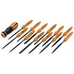Titan Tools 17067 13-Piece Mini File Set