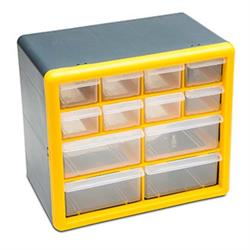 Titan Tools 21269 Multi Purpose Organizer Box, 12 Drawer