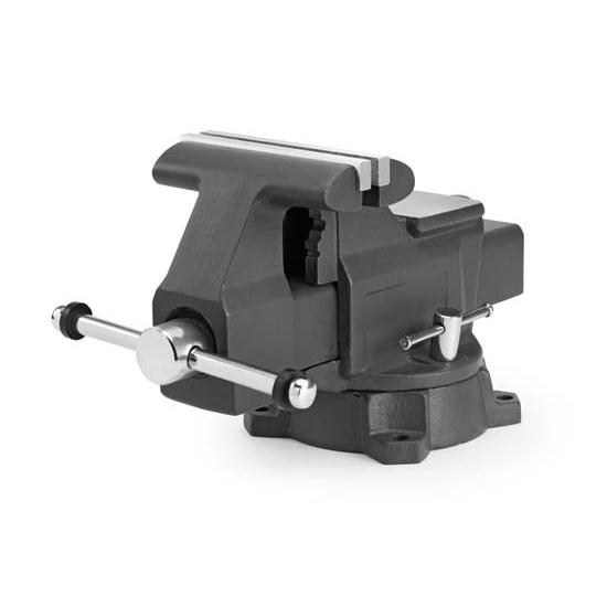 Titan Tools 22016 Heavy Duty Bench Vise 6 1 2 Inch