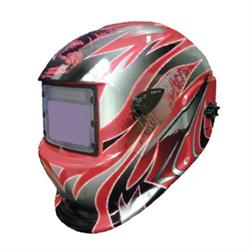 Titan Tools 41267 Solar Powered Auto Darkening Welding Helmet