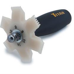 Titan Tools 51500 AC Fin Comb