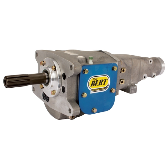 NEW OUTPUT SHAFT FOR BERT TRANSMISSIONS,RACING