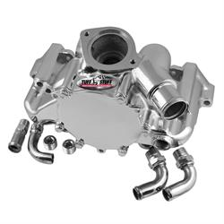 Tuff Stuff 1362A LT1 Water Pump, Chrome