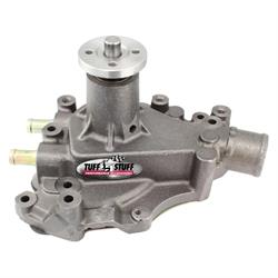 Tuff Stuff 1468N Windsor Ford Water Pump, Drivers Inlet, Cast