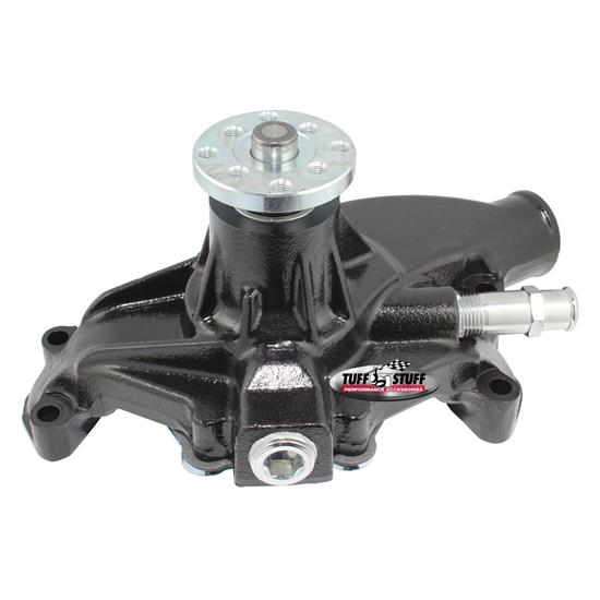Tuff Stuff 1534NC 1972-82 SBC Corvette Supercool Water Pump, Blk