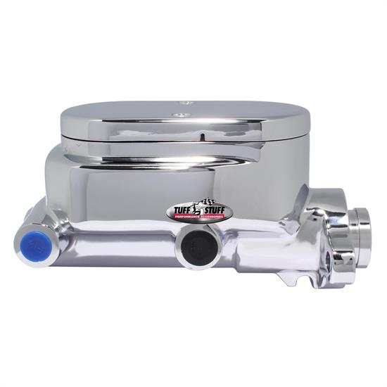 Tuff Stuff 2026NC Dual Reservoir Dual Ported Master Cylinder 1 In