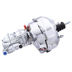 "Tuff Stuff 2123NB Brake Booster w//Master Cylinder 8/"" 1 1//8/""Bore Dual Diaphragm"
