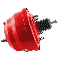 Tuff Stuff 2223NCRED Dual Diaphragm Booster, Red