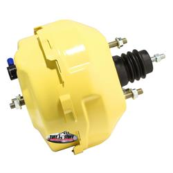 Tuff Stuff 2224NCYELLOW Dual Diaphragm Booster, Yellow