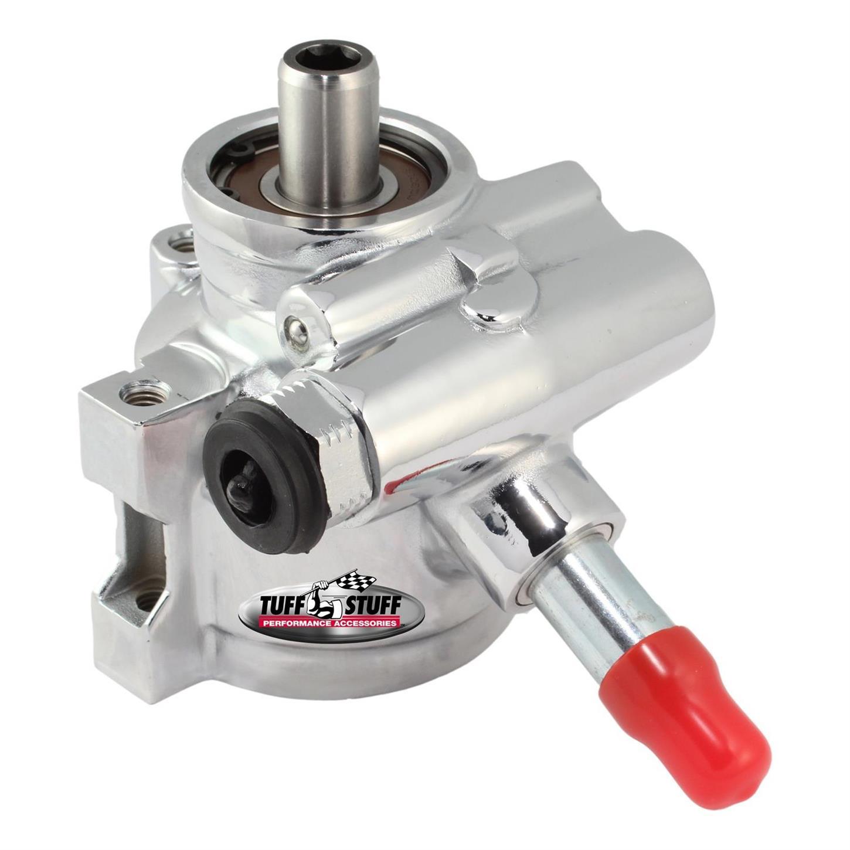 Tuff-Stuff Power Steering Pump 6175ALB-2; Press-Fit Type II Universal