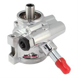 Tuff Stuff 6170ALD-4 Type II Power Steering Pump, Chrome